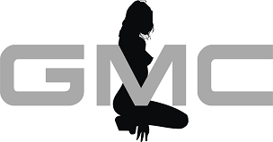 GMC Vinyl Decal Sticker GMC GIRL HQ 5x7 ANY COLOR!  (1-COLOR)