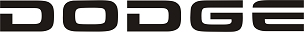 Dodge Vinyl Decal Sticker DODGE LOGO HQ 2x7 ANY COLOR!