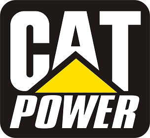 CAT POWER Vinyl Decal Sticker CATERPILLAR HQ 5x7 ANY COLOR!